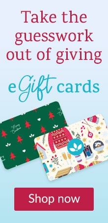 Shop E-Gift Cards - Shop Now