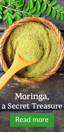 Moringa Plant Best Kept Beauty Secret