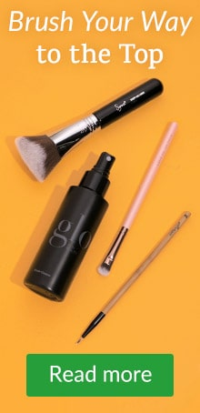 Shop LovelySkin Makeup Brushes
