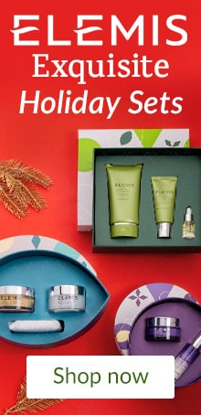 Elemis Holiday Kits - Shop Now.